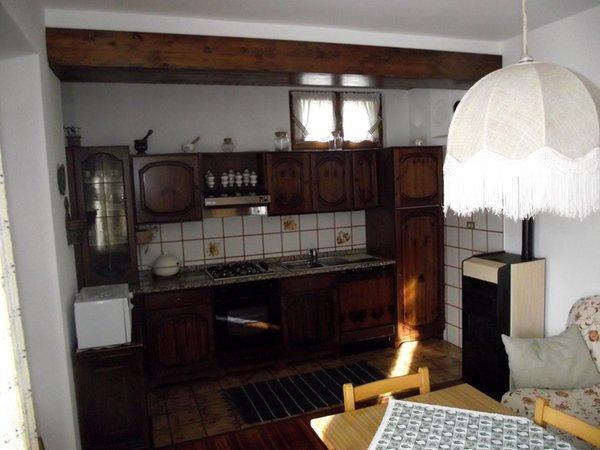 Foto della cucina Casa Vascellari