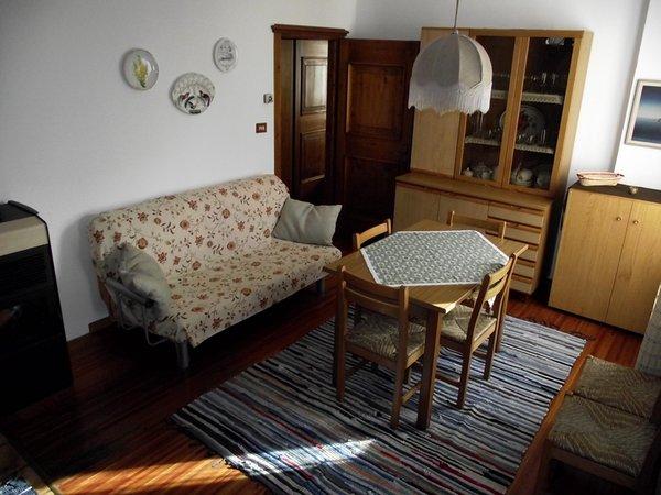 La zona giorno Appartamento Casa Vascellari