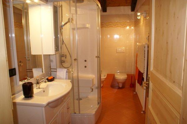 Foto del bagno Appartamento Antoniacomi Mara