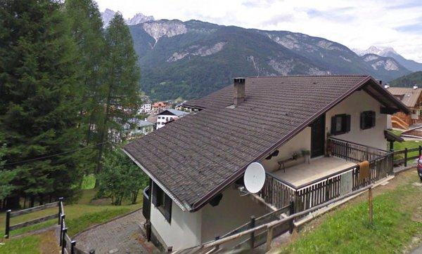 Foto estiva di presentazione Appartamento Antoniacomi Mara