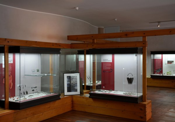 Präsentationsbild MARC - Archäologisches Museum des Cadore