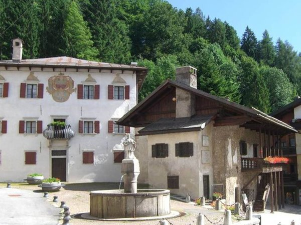 Präsentationsbild Geburtshaus von Tiziano Vecellio