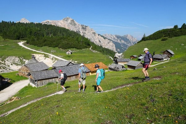 Summer activities Cortina d'Ampezzo and surroundings