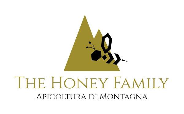 Logo Apicoltura The Honey Family