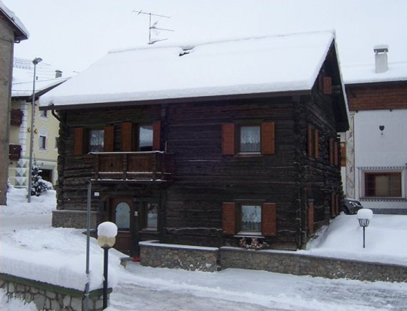 Foto invernale di presentazione Bait da Saroch - Appartamenti 3 stelle sup.