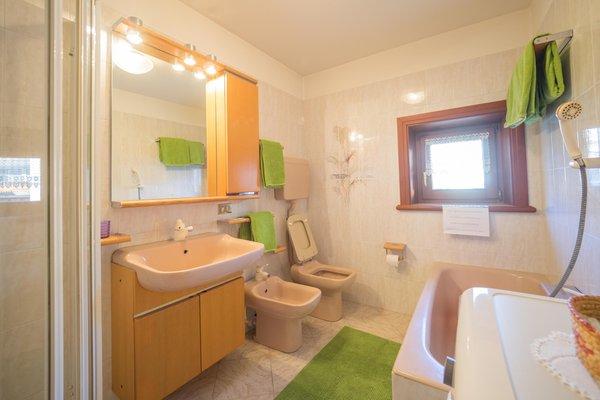 Foto del bagno Appartamenti Bait da Saroch