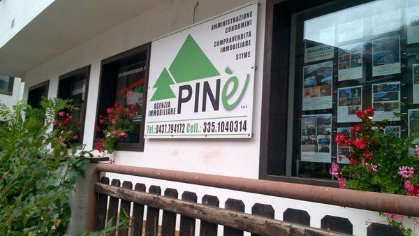 Foto esterno in estate Pinè