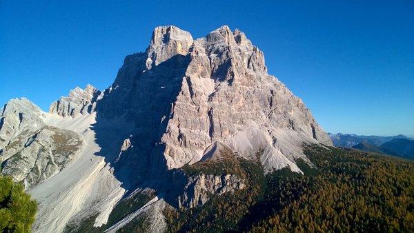 Panorama Val di Zoldo - Forno