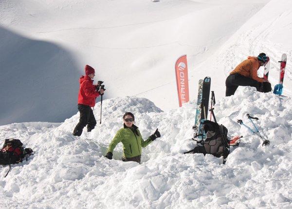 Winter activities Friuli Venezia Giulia Alps
