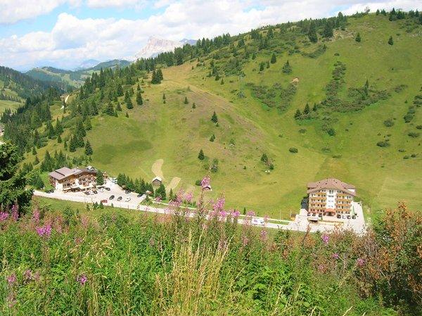 Foto esterno in estate Monte Cherz