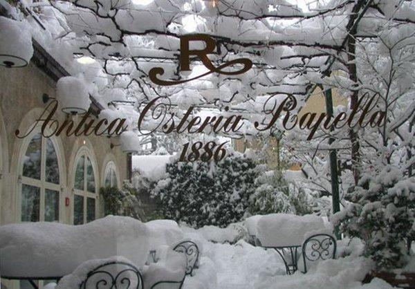 Logo Antica Osteria Rapella