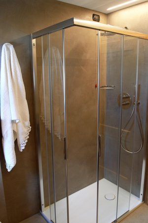 Photo of the bathroom Apartments Chalet Sonne