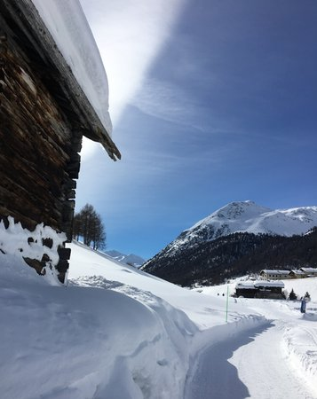 Photo exteriors in winter Chalet Sonne