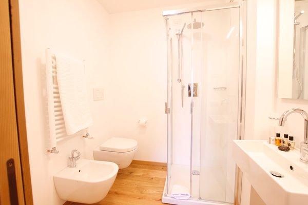 Foto del bagno Appartamenti Chalet Falorie