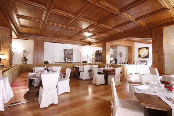 Il ristorante Cortina d'Ampezzo - Zuel Chalet Falorie