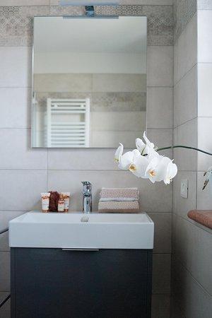 Foto del bagno Appartamento Residenza El Mas