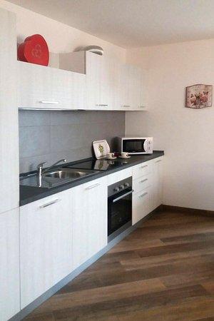 Foto della cucina Residenza El Mas