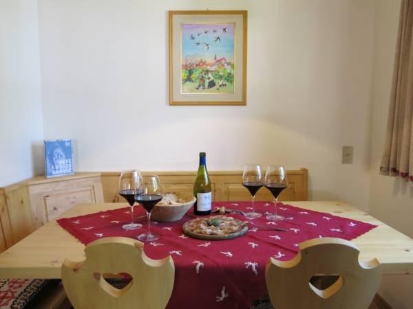 The living area Apartments Principe Marmolada