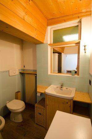 Photo of the bathroom Apartment Vanzetta Francesca