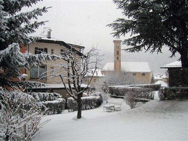 Photo exteriors in winter Vanzetta Francesca