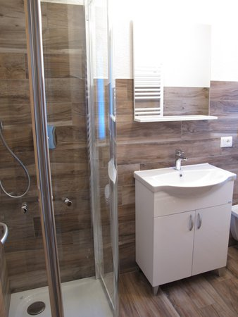 Photo of the bathroom Apartments Ciasa Micelin