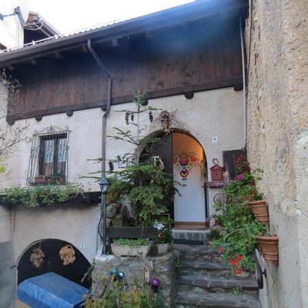 Foto estiva di presentazione Villa Gobbo - Appartamento