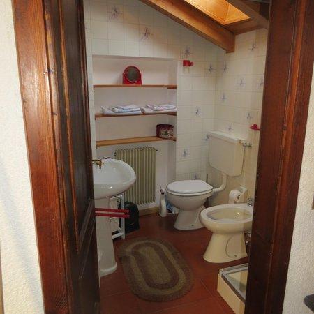 Foto del bagno Appartamento Villa Gobbo