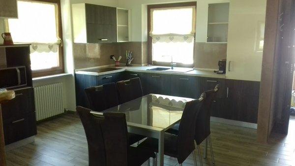 Foto der Küche Casa Clou