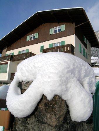 Foto invernale di presentazione Casa Fia - Appartamento
