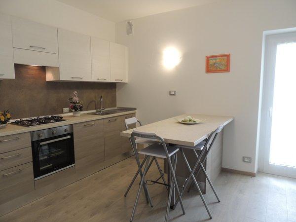 Foto della cucina Casa Fia