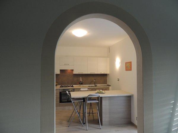 Foto der Küche Casa Fia