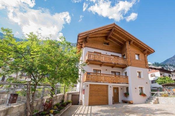 Foto estiva di presentazione Casa Al Rin