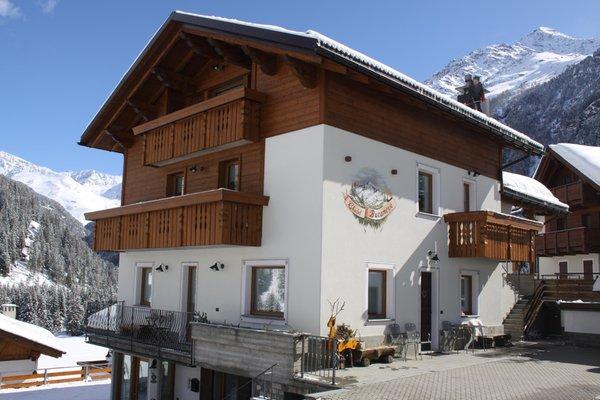 Winter Präsentationsbild Residence Chalet Bucaneve