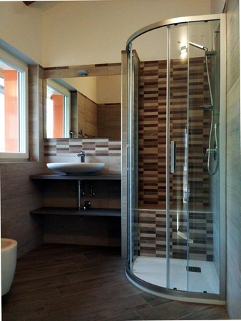 Foto del bagno Appartamento Casa Flavia