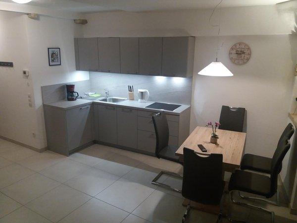 La zona giorno Appartamenti Haus Möltner