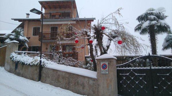 Foto invernale di presentazione Appartamenti Haus Möltner