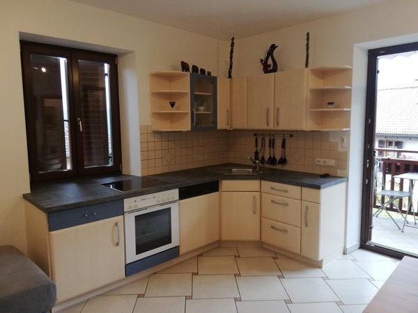 Foto della cucina Haus Möltner