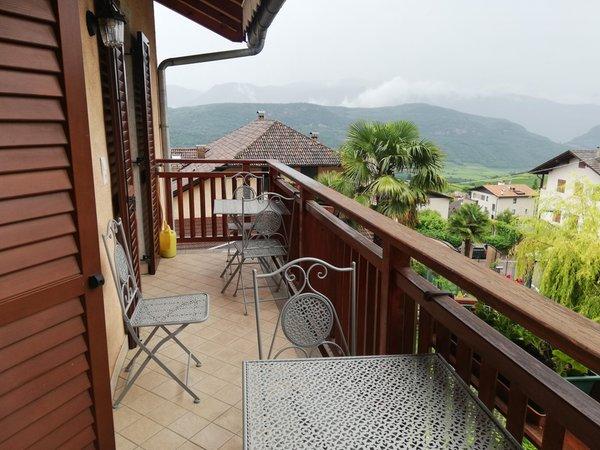 Foto del balcone Haus Möltner