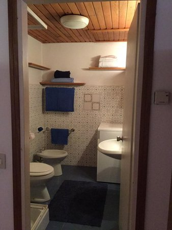 Photo of the bathroom Apartments Volpato