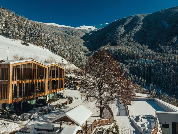 Winter presentation photo Bacher'stay - Residence 4 stars