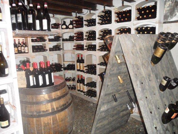 Wine cellar Cosio Valtellino (Morbegno - Bassa Valle) Cà Dla Pia