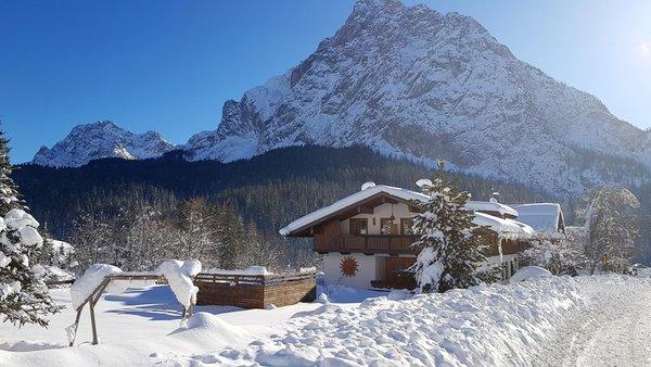 Foto invernale di presentazione Housemuhlbach Wellness & Aqua Spa Resort - Residence