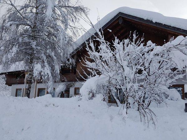 Foto esterno in inverno Housemuhlbach Wellness & Aqua Spa Resort