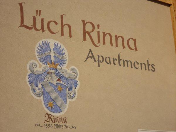Foto di alcuni dettagli Lüch Rinna