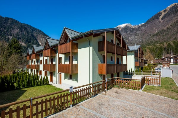 Summer presentation photo Residence La Rosa delle Dolomiti