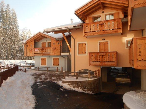 Foto esterno in inverno Vian Elisabetta
