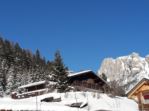 Foto esterno in inverno Chalet Relax