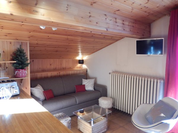 The living area Apartment Chalet Relax