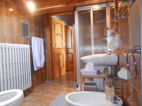 Photo of the bathroom Apartment Chalet Relax