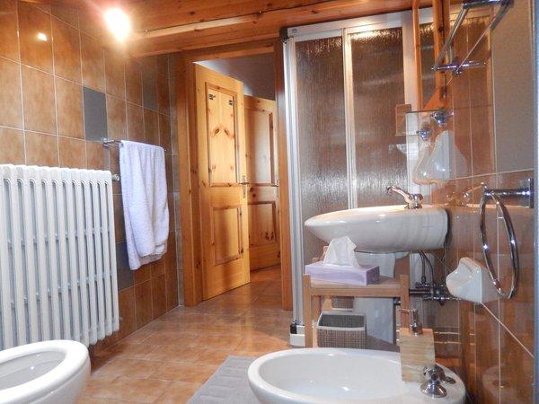 Foto del bagno Appartamento Chalet Relax